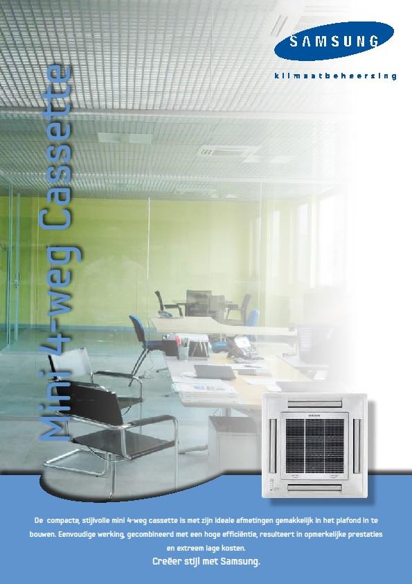Samsung-brochure-flyer-mini-4-weg-airco-Reva-BV